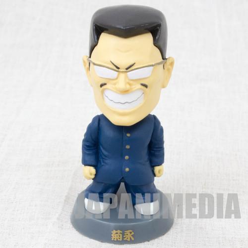Be-Bop High School Kikunaga Bobble Head Figure Toyfull JAPAN MANGA BE BOP