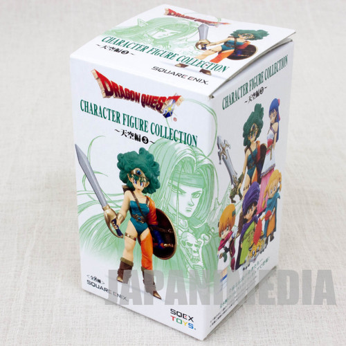 Dragon Quest Bianca Child Character Figure Collection Vol.3 Square Enix WARRIOR