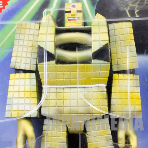 KINNIKUMAN SUNSHINE DX Golden Color Romando PVC Action Figure JAPAN ANIME
