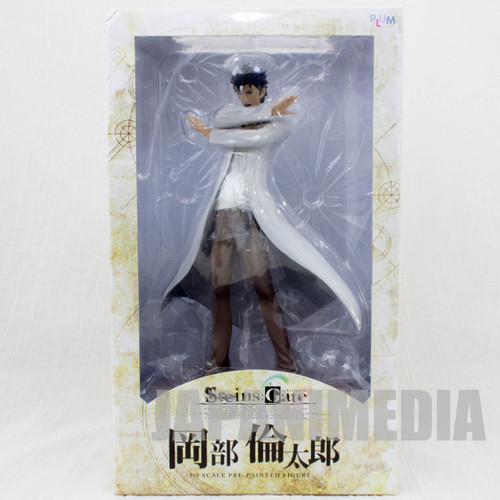 Steins ; Gate Rintaro Okabe 1/8 Figure PLUM JAPAN ANIME MANGA