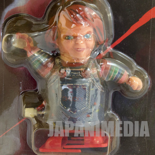 Child's Play 2 Chucky Wind Up Doll Figure Mike Company JAPAN