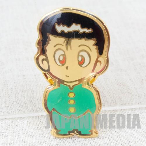 RARE Yu Yu Hakusho Yusuke Urameshi Pins JAPAN ANIME MANGA