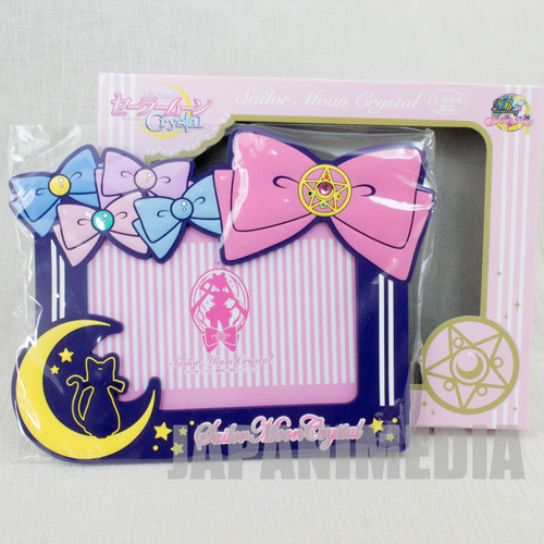 Sailor Moon Crystal Rubber Picture Frames Luna ver. JAPAN ANIME MANGA