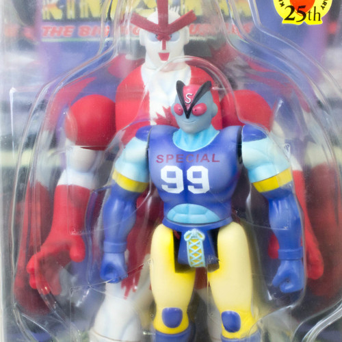 KINNIKUMAN BIG BOMBERS Romando PVC Action Figure JAPAN ANIME ULTIMATE MUSCLE