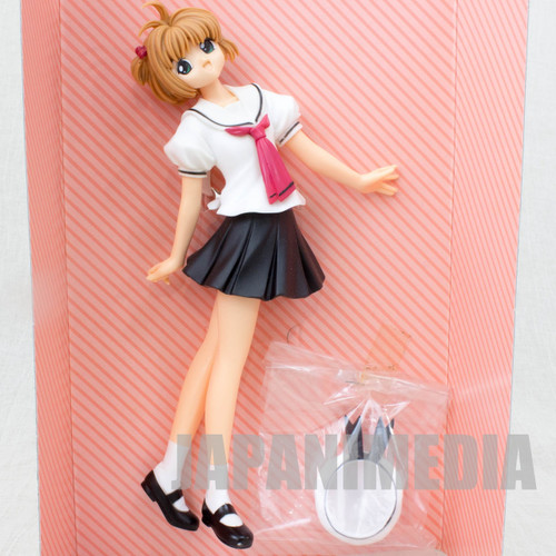 Cardcaptor Sakura PVC Model 1/6 scale Figure School Uniform Summer Ver. JAPAN