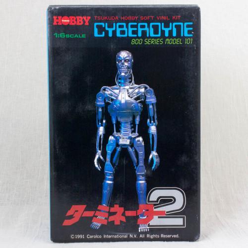 Terminator 2 Cyerdyne 800 Series Model 101 Soft Vinyl Kit 1/6 Tsukuda Hobby