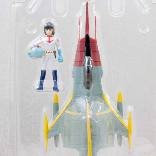 Space Battleship YAMATO Display Model Figure Cosmo Zero Susumu Kodai JAPAN ANIME