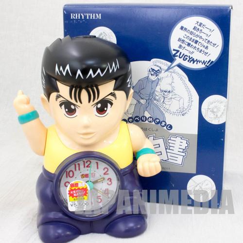 Yu-Yu Hakusho Yusuke Urameshi Alarm Clock Figure JAPAN ANIME