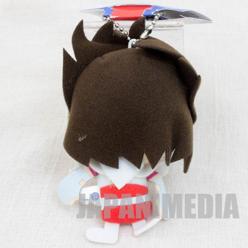 Saint Seiya Pegasus Panson Works Mini Plush Doll Ballchain JAPAN ANIME