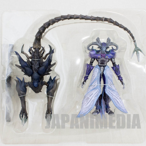 Final Fantasy X 10 Monster Collection #7 Seymour Evolution Figure ARTFX SQUARE