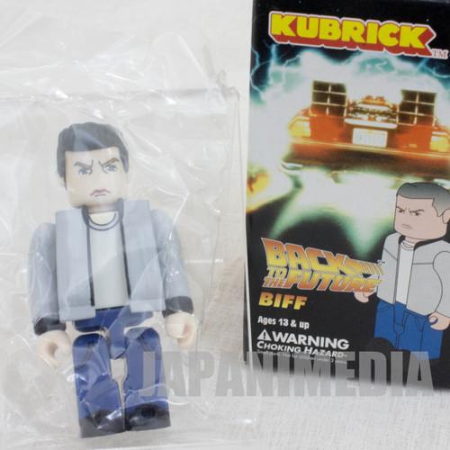 Back to the Future Biff Tannen KUBRICK Figure Medicom Toy JAPAN