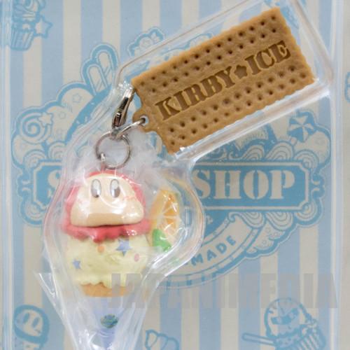 Kirby Super Star Figure Mascot Waddle Dee Ice Cream Series JAPAN GAME