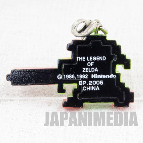 Legend of Zelda Dot Character Link Mascot Charm Famicom NES NINTENDO JAPAN