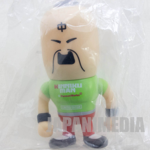 Kinnikuman Ramen Man Sofubi Figure Panson Works Limited Ver. JAPAN ANIME MUSCLE