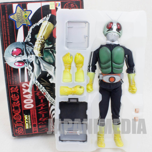 Masked Rider Shocker RAH 220 Real Action Figure Medicom Toy JAPAN ANIME KAMEN