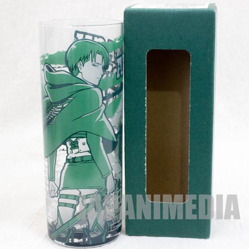 Attack on Titan Levi Ackerman Glass JAPAN ANIME MANGA