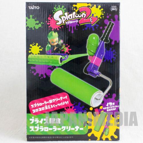 Splatoon 2 Splat Roller Cleaner Taito JAPAN Wii Nintendo Switch