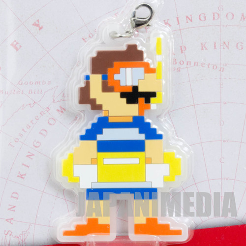 Super Mario Odyssey Rubber Charm Swim Suit Banpresto JAPAN NINTENDO SWITCH