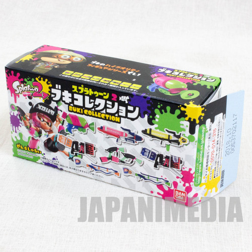 Splatoon 2 Splattershot Pro Weapon Figure Collection JAPAN Nintendo Switch
