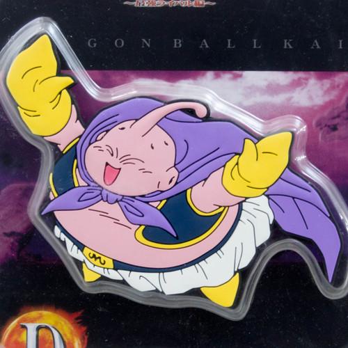 Dragon Ball Z Majin Boo Rubber Magnet Banpresto JAPAN ANIME MANGA