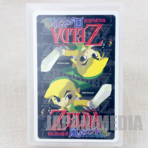 RARE The Legend of Zelda: The Wind Waker Trump Playing Cards Nintendo JAPAN