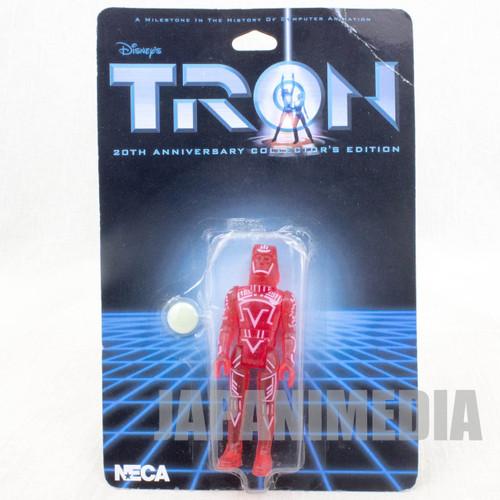 TRON Sark Figure 20th Anniversary Collector's Edition NECA