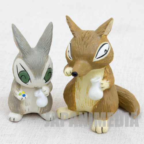 Wachifield Cat Hoopy and Seam Mini Figure Set 20th Collection JAPAN