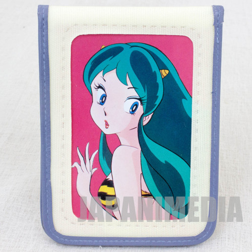 Retro RARE Urusei Yatsura LUM Pass Card Case Holder JAPAN ANIME MANGA