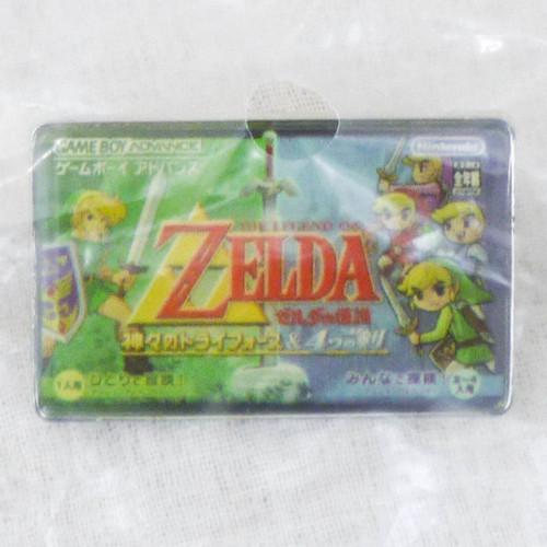 The Legend of Zelda Series Jacket Type Pins Badge 10 Nintendo JAPAN FAMICOM NES