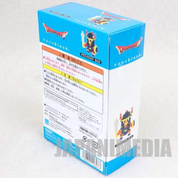 Dragon Quest Warrior 1 Hero Kawada Nanoblock Nano Block JAPAN FIGURE