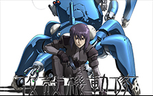 ghostinthe shell