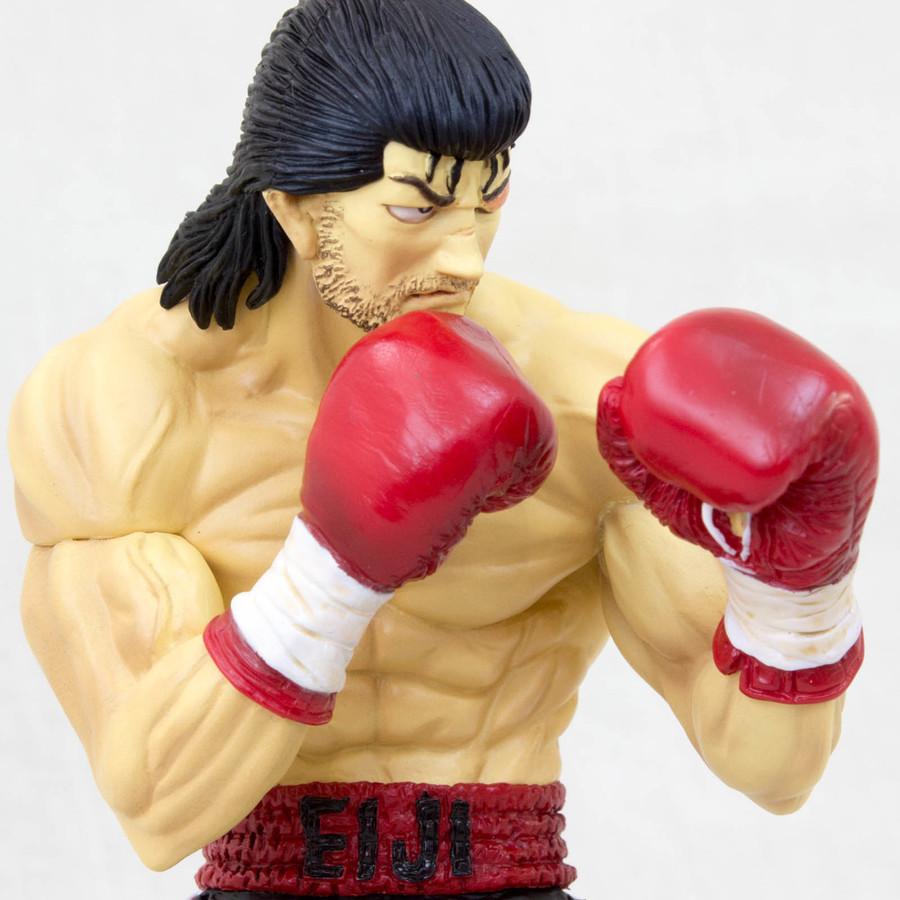 "Fighting Spirit Ippo EIJI DATE 7.5"" Figure DIVE JAPAN"