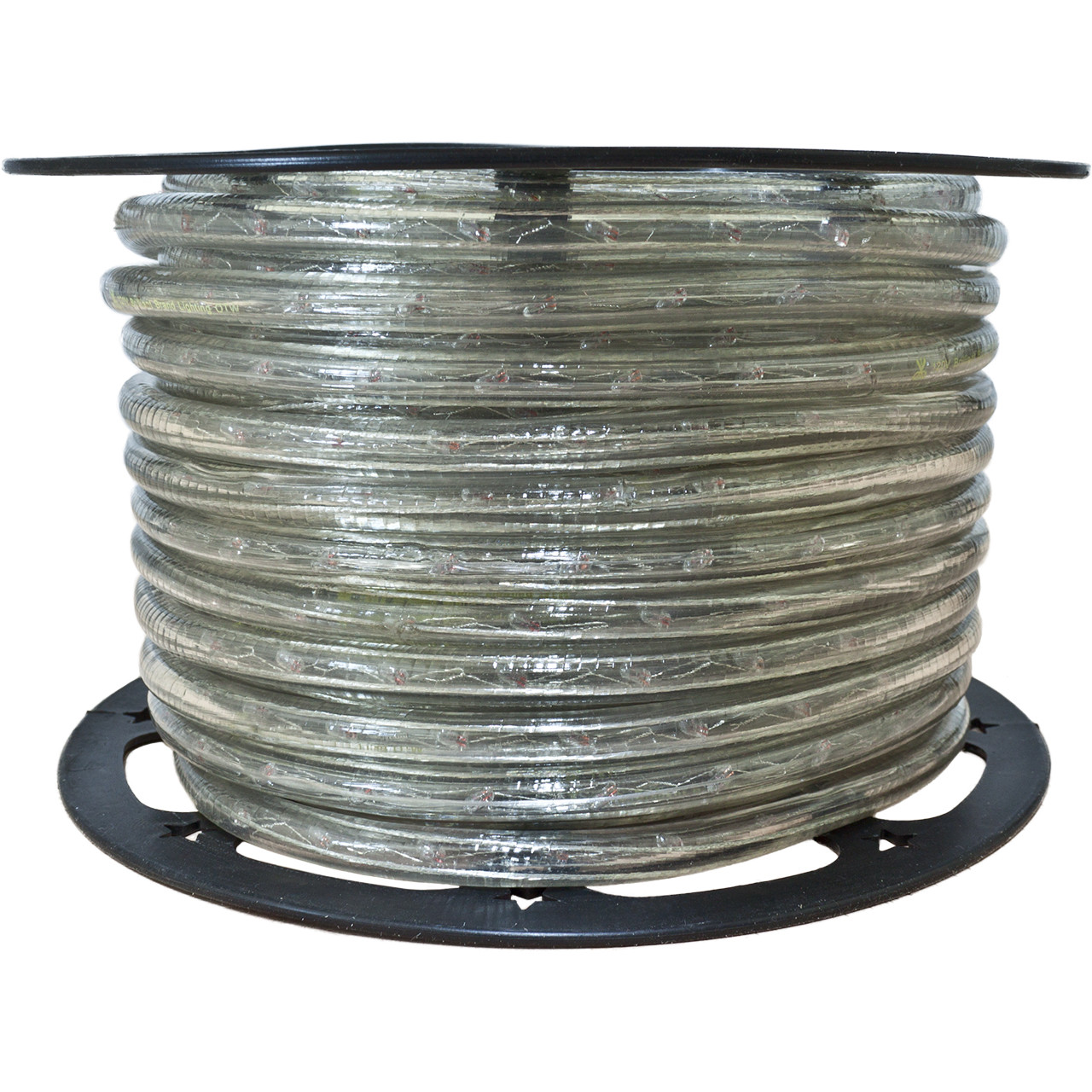 Clear incandescent rope light 120 volt 12 inch 148 feet clear incandescent rope light 120 volt 12 inch 148 feet aloadofball Gallery
