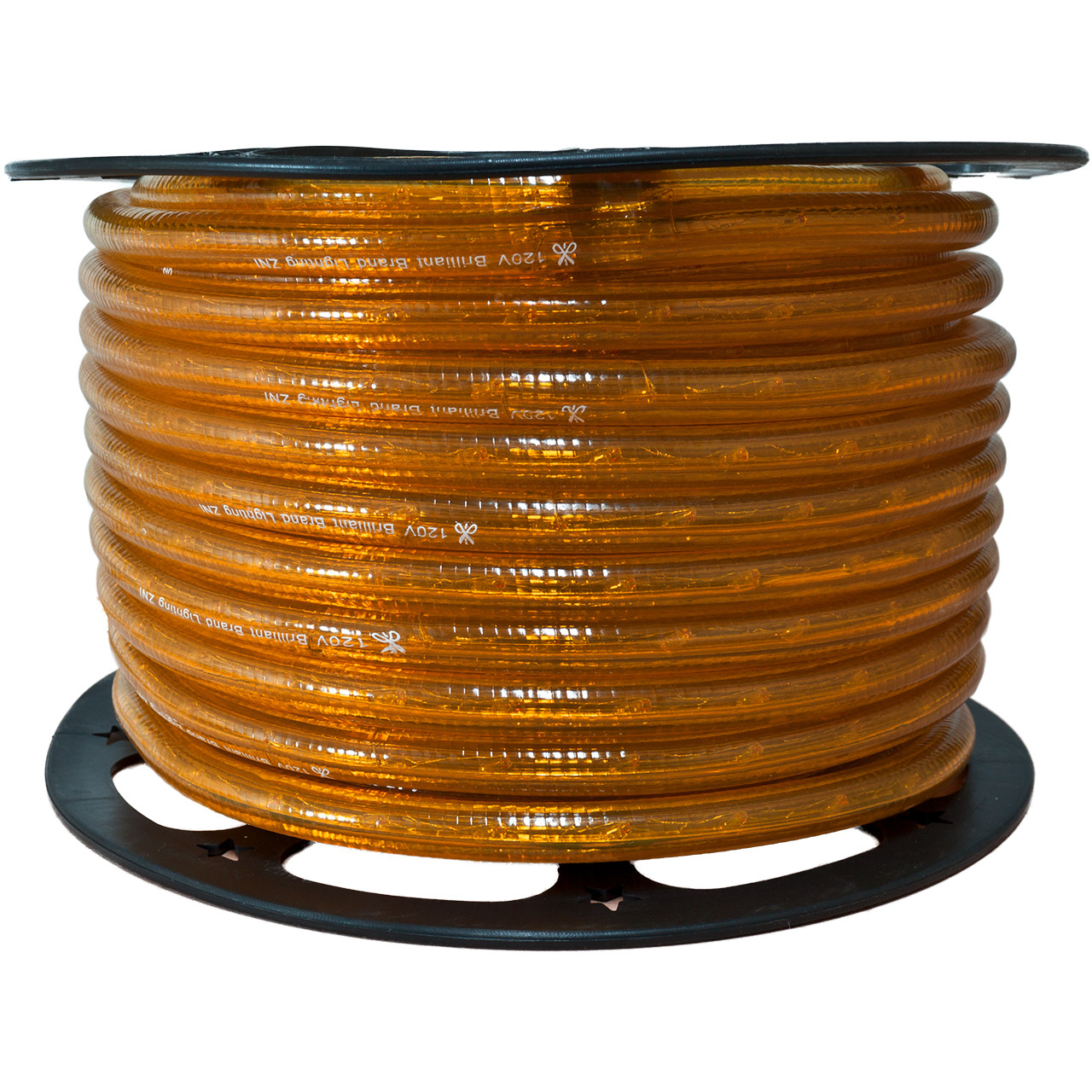 Amber incandescent rope light 120 volt 12 inch 150 feet amber incandescent rope light 120 volt 12 inch 150 feet aloadofball Choice Image