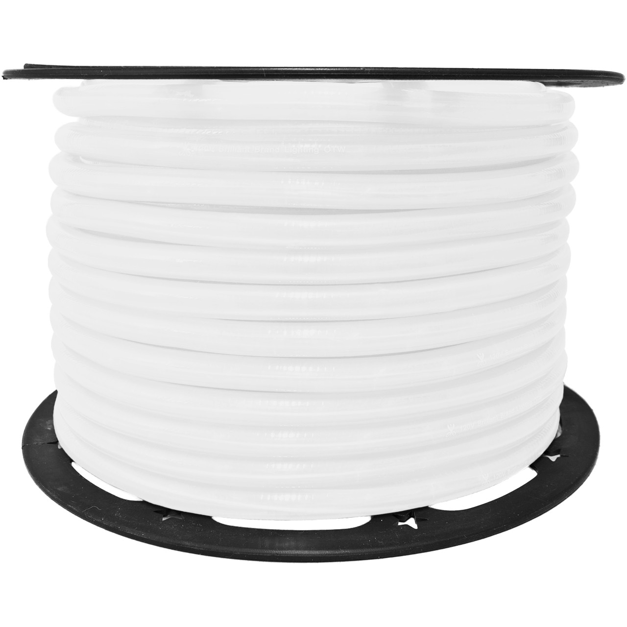 Pearl white incandescent rope light 120 volt 12 inch 150 feet pearl white incandescent rope light 120 volt 12 inch 150 feet aloadofball Image collections