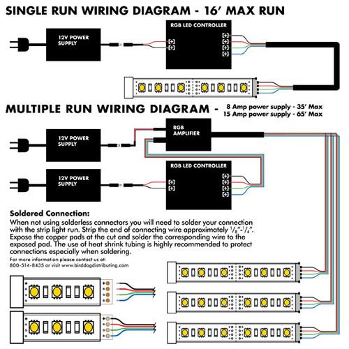 18 function led rgb touch controller 12 volt 24 volt birddog rh birddogdistributing com