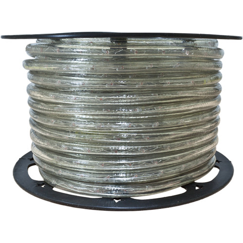 Clear Incandescent Rope Light - 120 Volt - 3/8 Inch - 150 Feet