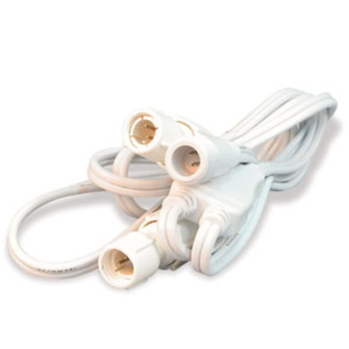 2-Wire 3/8 Inch x 48 Inch Y Extension (5-Pack)