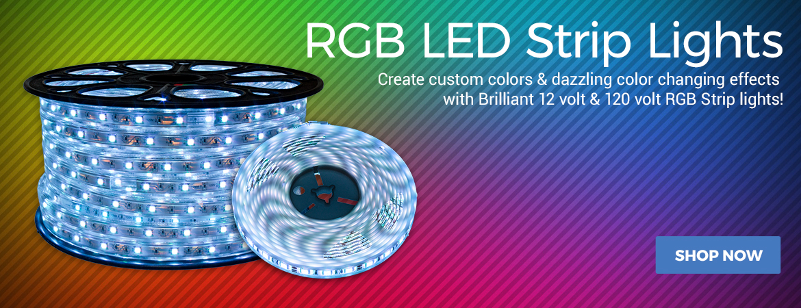 RGB LED Strip Lighting