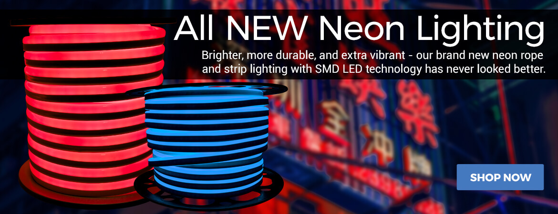 LED Neon Lighting
