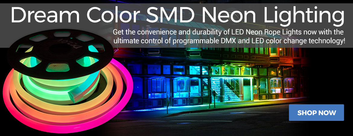 Dream Color SMD Neon Rope Lights