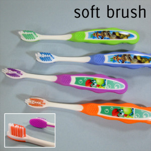 Soft Brushes Child Toothbrush
