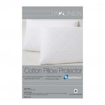 In 2 Linen Standard Pillow Protector | 100% Cotton