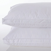 In 2 Linen Microfibre Pillow | Medium