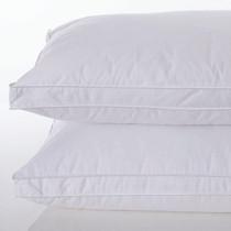 In 2 Linen Microfibre Pillow | Medium