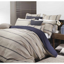 Private Collection Bennett Linen Queen Bed Quilt Cover Set