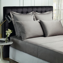 Park Avenue 1200TC Egyptian Cotton Queen Bed Sheet Sets | Pewter