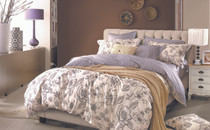 In 2 Linen Teluofu King Bed Quilt Cover Set