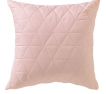 Bianca Vivid Pink Filled Cushion