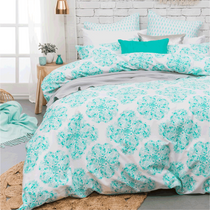 Bambury Ashleigh King Bed Quilt Cover Set